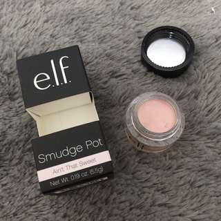 Elf Smudge pot - Ain't that sweet (cream eyeshadow)