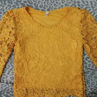 Lacey Blouse Classic Formal Top
