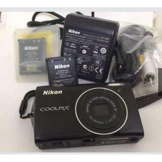 🚚 Nikon S5100 數位相機