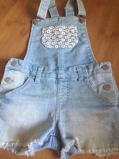 Jumper-denim 8yo 24inches waist