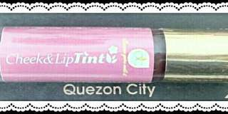 Sweet Strawberry Pink Cheek And Lip Tint