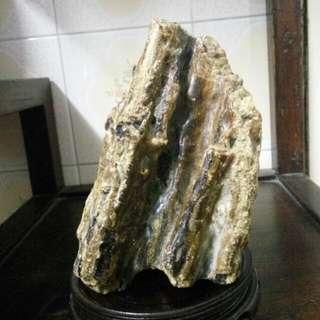天然琥珀 原石 輕重量
