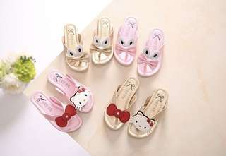 PO - Girls Hello Kitty Sandal