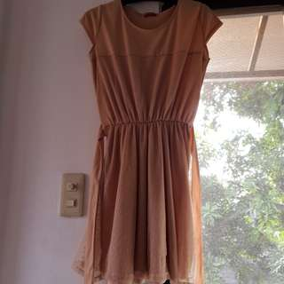 Petit Monde Cream Dress