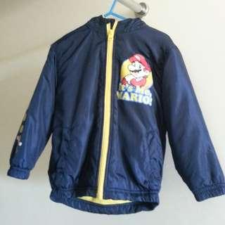 Super Mario Jacket Hoodie