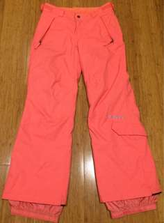 Ladies/Teen O'Neill ski pants (small)