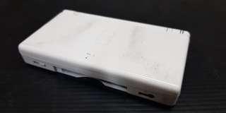 Nintendo DS Lite White w/free gba games