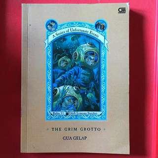 Gua Gelap by Lemony Snicket