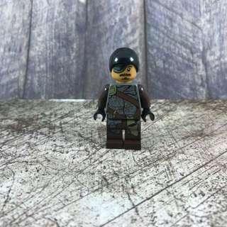 Lego Minifigure Kanjiklub Gang Member (Cecep Arif Rahman)