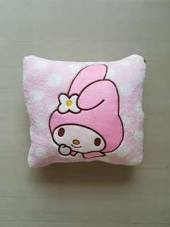 My Melody Blanket/Cushion