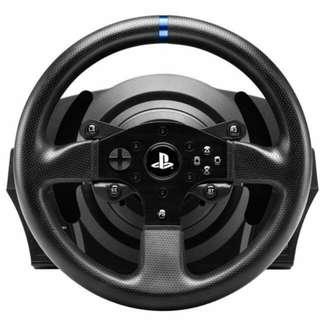 Thrustmaster Racing Simulator Set-Up
