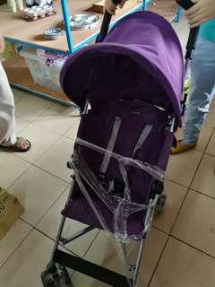Imported McLaren baby stroller from Japan