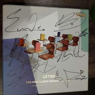 ASTRO 5th MINI ALBUM DREAM PART.02