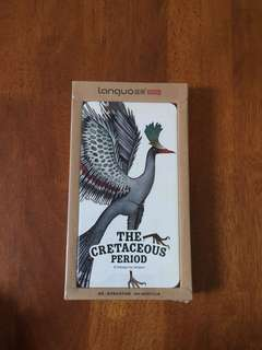'The Cretaceous Period' Notebook