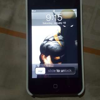 Ipod touch 4gen. 32gb