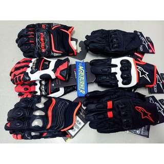 Dainese Alpinestars riding glove