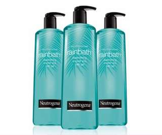 Neutrogena Rainbath Replenishing Ocean Mist Shower And Bath Gel /    Rainbath Refreshing Shower And Bath Gel / Rainbath Renewing Pear And Green Tea Shower And Bath Gel  473ml x 3pcs INCLUDING FREE DELIVERY 📦