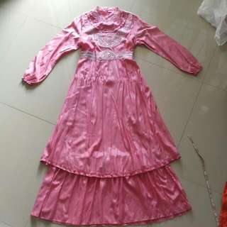 gamis pesta like new