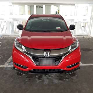10H Glass Coating Protection (Honda Vezel Mar)