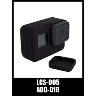 GOPRO LENS COVER FOR HERO5 LCS-005 Silicone Protective Case Cover