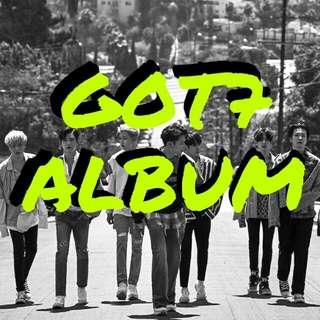 GOT7 ALBUM