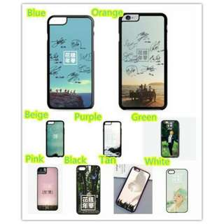 [PO] BTS Phone Case The Most Beautiful Moment in Life Pt 1