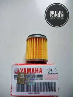 oil filter lc135
