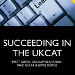 Succeeding in the UKCAT (Photostacked book)