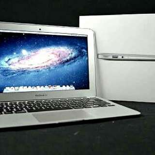 "Macbook Air 11"" 128GB cicilan tanpa kartukredit"