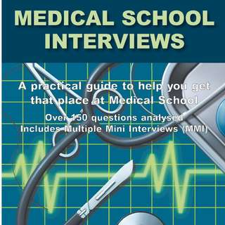 Medical School Interviews by ISC Medical (Photostacked)