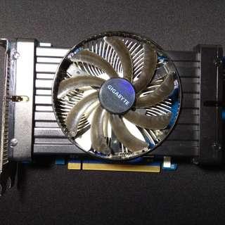 技嘉GV-R7770C-1G顯示卡