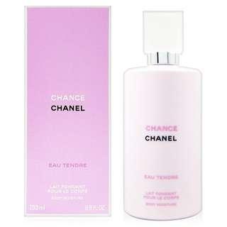 Chanel身體乳液粉紅甜蜜