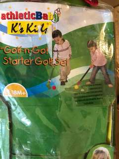 Golf Clubs - 2