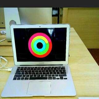 """Macbook Air 13"""" 128GB Cicilan tanpa kartu kredit banyak giftnya"""