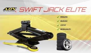 Jack kereta manual