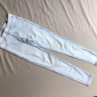 H&M skinny jeans (girls)
