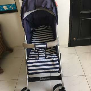 Baby Stroller rarely used for 6 month