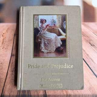 [RARE BOOK] Pride and Prejudice - Jane Austen - Preloved