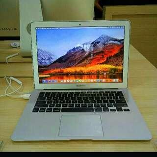 """Macbook Air 13"""" 256GB cicilan tanpa kartu kredit Banyak Gratisannya"""