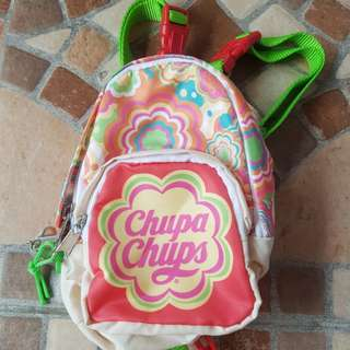 Authentic Chupa chups backpack for dogs/cats