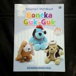 Buku Craft Terampil Membuat Boneka Guk-Guk By Katharina Ingrid Gosal