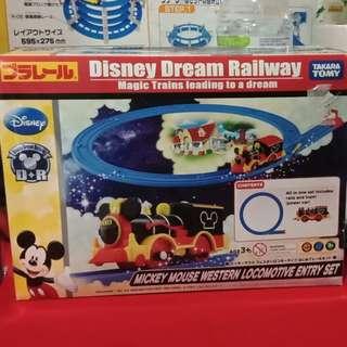 Takara Tomy Disney Dream Railway