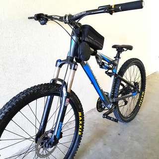 !!!Free Delivery!!! Polygon Vander Dual 3.0 Suspension * Fully Upgraded *