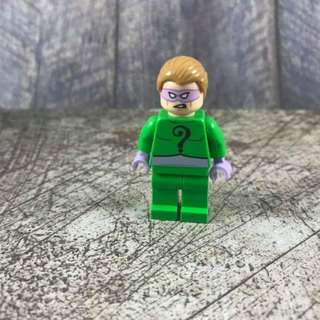 Lego Minifigure The Riddler (Classic)