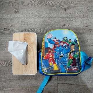 DC Super Friends Kids Haversack