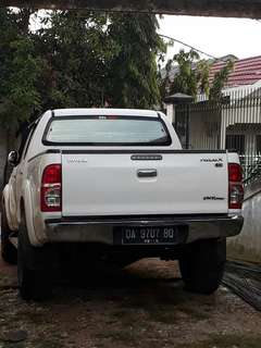 Hilux type g 2014