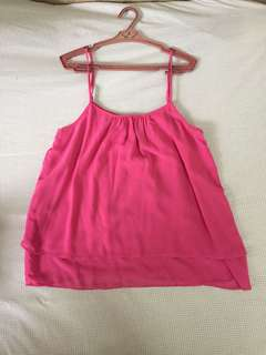 Forever21 Pink Top