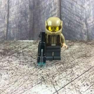 Lego Minifigure Resistance Soldier