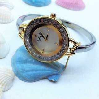 Coach watch only for Php700