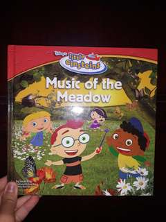 Buku Little Einsteins oleh Susan Ring (hard cover)